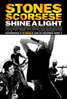 Shine A Light, Rolling Stones & Martin Scorsese
