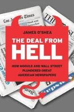 The Deal From Hell, James O'Shea