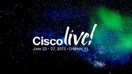 Cisco Live! 2013 Orlando