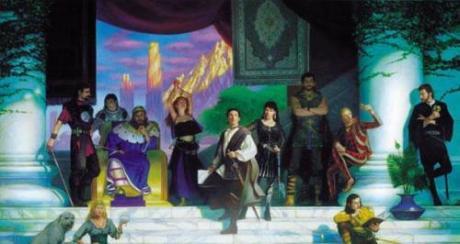 Chronicles of Amber, Roger Zelazny