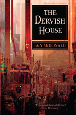 The Dervish House, Ian McDonald